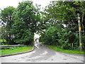 SJ9199 : Entrance to Jaum Farm, Ashton-under-Lyne by John Topping