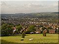 SK0493 : Shirebrook Park and Glossop by David Dixon