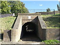TQ7668 : Tunnelway within Fort Amherst by David Anstiss