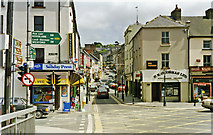 S7127 : Downtown New Ross, 1993 by Ben Brooksbank