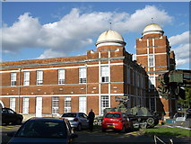 TQ7668 : Royal Engineers Museum, Brompton Barracks by David Anstiss