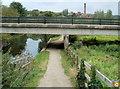 ST6569 : Canal passes under Keynsham Road, Keynsham by Jaggery