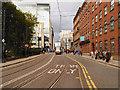 SJ8397 : Manchester, Mosley Street by David Dixon