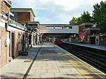 TQ1585 : Sudbury Hill station by Robin Webster