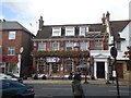 TQ1291 : The Moon and Sixpence public house, Hatch End by Stacey Harris
