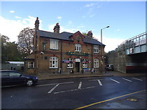 TQ1289 : The King George IV public house, Pinner by Stacey Harris