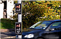 "J3673 : ""PUFFIN"" crossing, Belfast by Albert Bridge"