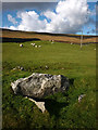SD8573 : The Giant's Grave, Pen-y-Ghent Gill by Karl and Ali