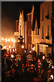 TQ8209 : Bonfire Parade, All Saints' Street by Oast House Archive