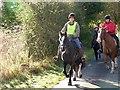 SU4752 : Riders by Oliver Dixon