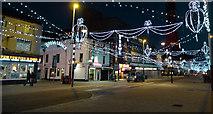 SD3036 : Promenade at Birley Street junction by Geoff Royle