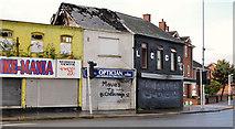 J3573 : Nos 1-21 Castlereagh Road, Belfast (3) by Albert Bridge