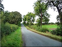 SK1825 : Anslow Road by Christine Johnstone