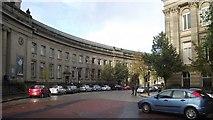 SD7109 : The Crescent, Bolton Civic Centre by Philip Platt