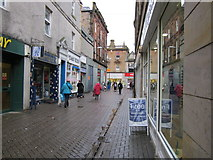 NS3321 : Carrick Street, Ayr by Billy McCrorie