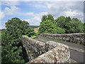 NY5563 : Lanercost Bridge by Chris McAuley