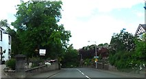 NY6820 : Bongate in Appleby-in-Westmorland by Steve Daniels