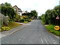 ST4894 : Up Old School Hill, Mynydd-bach  by Jaggery