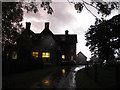 TQ3449 : Wychcroft at dusk by Stephen Craven