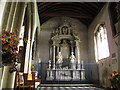 TQ3250 : St Mary the Virgin, Bletchingley: Clayton chapel by Stephen Craven