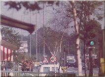 TQ2688 : Lyttelton Road in 1980 by David Howard