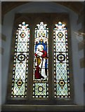 ST6902 : Alton St Pancras: stained glass window (f) by Basher Eyre