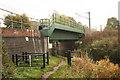 SK6981 : New bridge by Richard Croft