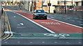 J3474 : Oxford Street bus lane, Belfast (3) by Albert Bridge