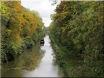 SP4678 : Cathiron-Oxford Canal by Ian Rob