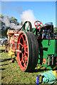 TL2236 : Stotfold Mill - threshing by steam by Chris Allen