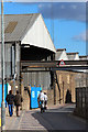 TQ4079 : Warehouses at Riverside by Oast House Archive