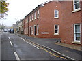 TM3863 : B1119 Fairfield Road, Saxmundham by Adrian Cable