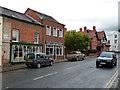 SO7037 : The Homend, Ledbury by John Allan