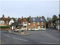 SP9435 : The Square, Aspley Guise by Malc McDonald