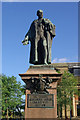 NZ4920 : Sir Samuel Alexander Sadler by Stephen McKay