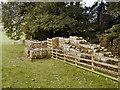 NY9269 : Hadrian's Wall, Brunton Turret by David Dixon