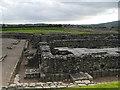NY9864 : Roman Remains at Corbridge by David Dixon