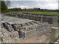 NY9864 : Corbidge Roman Excavations by David Dixon