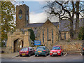 NY9864 : St Andrew's Church, Corbridge by David Dixon