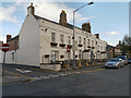 NY9864 : The Angel Inn, Corbridge by David Dixon