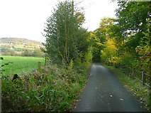 SE0927 : Simm Carr Lane by Humphrey Bolton