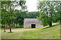 SP1515 : Middle Barn by Graham Horn