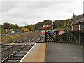 NY9464 : Hexham Station by David Dixon