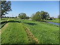 TL5173 : Footpath along River Great Ouse by Hugh Venables