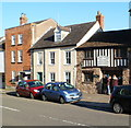 SO6911 : Forest Guild Gift Shop, Newnham-on-Severn by Jaggery