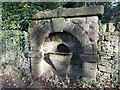 SE1140 : Drinking Fountain - Spa Lane by Betty Longbottom