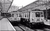 NS2982 : Helensburgh Central station (1985) by Albert Bridge