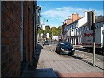 J2664 : The northern end of Railway Street, Lisburn by Eric Jones