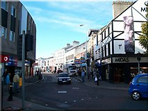 J2664 : The western end of Bow Street by Eric Jones
