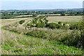 SP2121 : Oxfordshire Way towards Bledington by Graham Horn